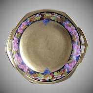 "Pickard ""Encrusted Fruit"" Motif Dish (Signed ""Klip""/c.1919-1922)"