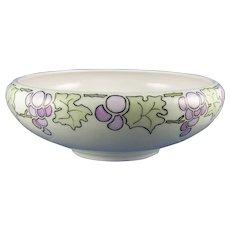T&V Limoges Grape Design Bowl (c.1910-1930)