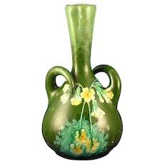 RStK Amphora Austria Floral Design Vase (c.1900-1905)