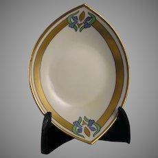"Bavaria Art Deco Candy Dish (Signed ""F.H. Pabst""/c.1910-1930)"