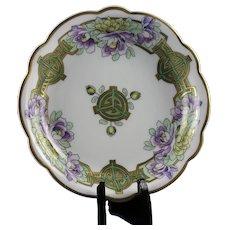 Pickard Studios Chinese Peony Design Bowl (c.1905-1910)