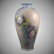 Lenox Belleek Morning Glory Motif Vase (c.1906-1924)