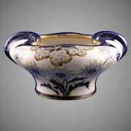 RStK Amphora Austria Arts & Crafts Floral Motif Vase/Jardinière (c.1900-1904)