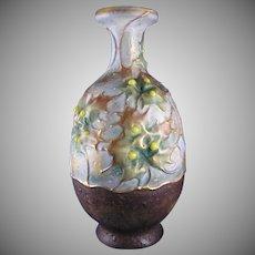 Amphora Austria Organic Motif Vase (c.1890-1905)