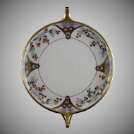 Rosenthal Selb Bavaria Berry Motif Handled Serving Plate/Dish (Signed/Dated 1929)