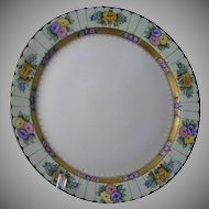 Haviland Limoges Floral Motif Charger/Plate (Signed/c.1894-1931)