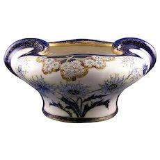 RStK Austria Amphora Arts & Crafts Floral Design Vase/Bowl (c.1900-1904)