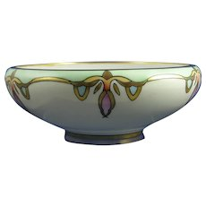 Hutschenreuther Favorite Bavaria Arts & Crafts Bowl (c.1910-1930)