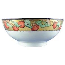 P.M Mavaleix (PM de M) Limoges Berry/Fruit Design Bowl (c.1915-1930)