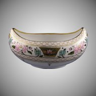 "Pickard Studio Enameled Floral ""Atlan Enamel"" Design Bowl (Signed ""Efdon""/c.1910-1912)"