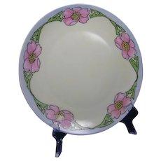 Thomas Bavaria Arts & Crafts Poppy Motif Plate (c.1908-1930)