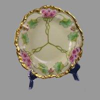 "Stouffer Studios Floral Design Bowl (Signed ""E. Feix""/c.1906-1914)"