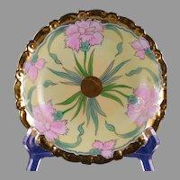 "Stouffer Studios ""Pink Carnations"" Design Bowl (Signed ""Arlt.""/c.1905-1906)"
