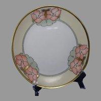Rosenthal Selb Bavaria Floral Design Plate (c.1910-1940)
