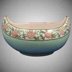 Hutschenreuther Favorite Bavaria Floral Motif Bowl (c.1910-1930)