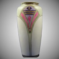 Rosenthal Bavaria Arts & Crafts Vase (Signed/c.1907-1940)