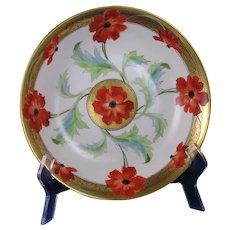 Stouffer Studios Poppy Design Bowl (Signed/c.1906-1914)