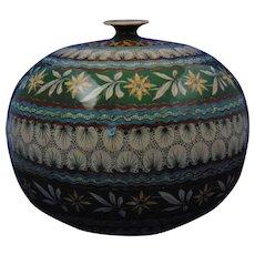 """Royal Bonn Germany """"Old Dutch"""" Design Vase (c.1890-1923)"""