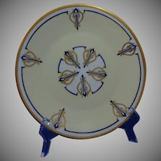 Hutschenreuther Selb Bavaria Plate (Signed/Dated 1932)