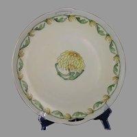Krister Porcelain Manufactory (KPM) Germany Floral Design Serving Plate (c.1904-1927)