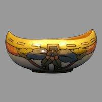 Hutschenreuther Uno Favorite Bavaria Oak Leaf & Acorn Design Bowl (c.1910-1930)