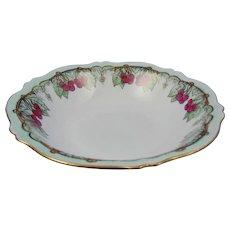 O&EG Austria Cherry Design Bowl (Dated 1916)