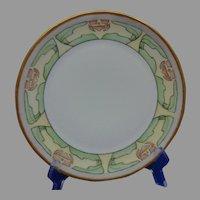 "Bavaria Porcelain ""Buttercups""/Floral Design Plate (c.1912-1930's) - Keramic Studio Design"