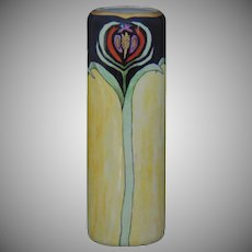Count Thun (TK) Czechoslovakia Abstract Poppy Design Vase (c.1918-1936)