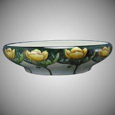 Rosenthal Bavaria California Poppy Motif Bowl (c.1903-1930) - Keramic Studio Design