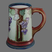 Rosenthal Bavaria Grape Design Tankard/Mug (c.1907-1930)