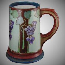 Rosenthal Bavaria Grape Design Tankard/Mug (c.1907-1930)