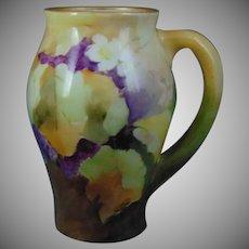 Ceramic Art Company (CAC) (Lenox) Raspberry Design Tankard/Mug (c.1889-1906)