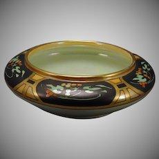 Oscar & Edgar Gutherz (O&EG) Austria Berry & Vine Design Bowl/Planter (c.1900-1930)