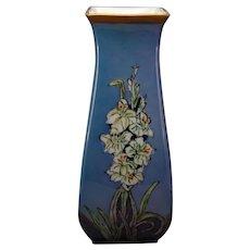 Lenox Belleek (American) Floral & Lustre Design Vase (c.1906-1924)