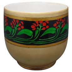 William Guerin & Co. (WG&Co.) Limoges Berry Design Jardinière/Vase (c.1910-1930) - Keramic Studio Design