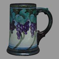 WG&Co. Limoges Grape Motif Tankard/Mug (c.1910-1930)