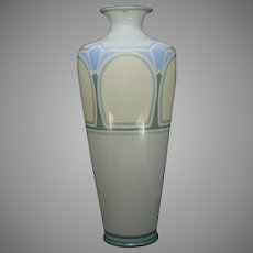 Lenox Belleek (American) Art Deco Design Vase (c.1906-1924)
