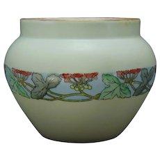 P&P Limoges Floral Design Jardinière/Vase (c.1903-1917)