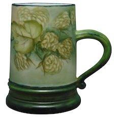 AKD Limoges Hops Design Tankard/Mug (c.1910-1930)