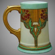 Rosenthal Bavaria Fruit & Vine Design Tankard/Mug (c.1910-1930)