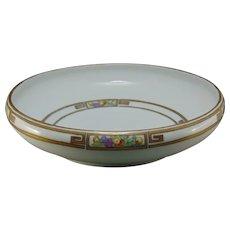 """Rosenthal Selb Bavaria Fruit Design Bowl (Signed """"Dulcie Frater""""/c.1910-1930)"""
