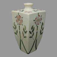 American Satsuma Wild Rose Design Vase (c.1910-1930)