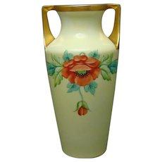Stouffer Studios Poppy Design Vase (c.1906-1914)