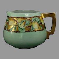PH Leonard Austria Lemon Design Pitcher (c.1904-1930's) - Keramic Studio Design