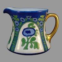 WG&Co. Limoges Floral Design Pitcher (c.1910-1930's)