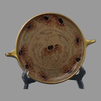 "Rosenthal Bavaria ""Black Eyed Suzie"" Design Serving Dish/Tray/Plate (Signed/Dated 1916) - Keramic Studio Design"