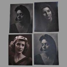 Art Deco Photographs Harry R Cremer, Lovely Ladies