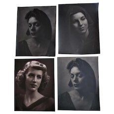 Art Deco Photographs Harry R Cremer, Lovely Ladies