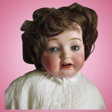 Antique MB Japan Morimura Bros Bisque Doll