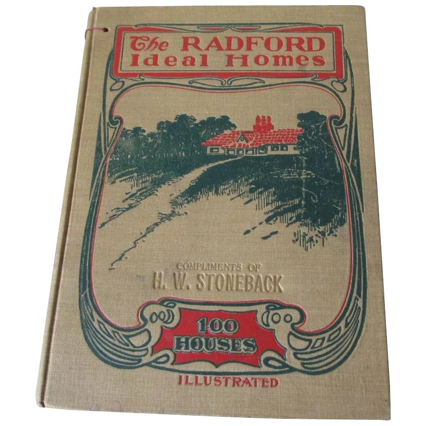 Radord Antique Home Plans on